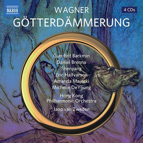Götterdämmerung CD Cover