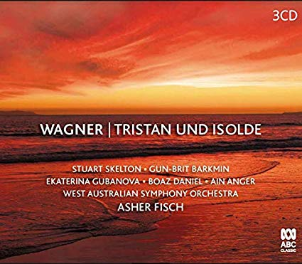 Tristan und Isolde CD Cover