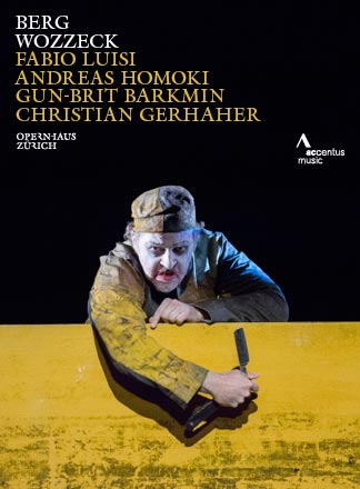 Wozzeck DVD Cover